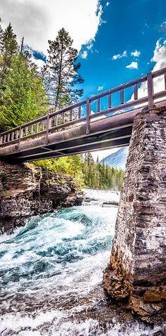 Pinterest: Desi Ploeg. Glacier National Park, Montana | 27 Underrated U.S. Vacation Spots You Should Visit Before You Die