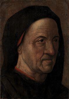 Hugo van der Goes, Portrait of a Man, Netherlandish, c. 1470 - 1475