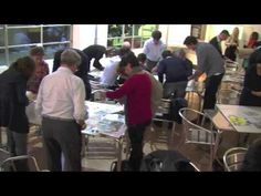 "Atelier creativo ""L'arte di RE-inventarsi"" - BasicVillage, 1 ottobre 2013 - YouTube"