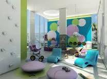 Resultado de imagem para ambientes decorados com cores análogas