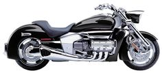 Honda Valkyrie Rune, as much as I hate metric bikes, this thing is cool