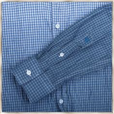 Details make the difference - Halibut Shirts