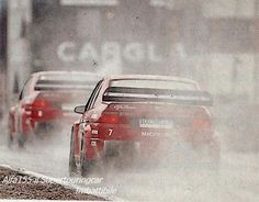 Classic Car News – Classic Car News Pics And Videos From Around The World Alfa Romeo 155, Vintage Racing, Fiat, Rally, Race Cars, Cool Cars, Ferrari, Classic Cars, Wheels