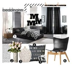 """Home decor"" by black-rose-oara ❤ liked on Polyvore featuring interior, interiors, interior design, home, home decor, interior decorating, Pillow Decor, mater and Maison Margiela"