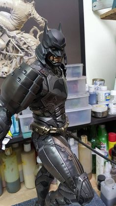 Batman by XM Studios Premium CollectiblesMore about batman here.