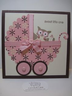baby card - so adorable