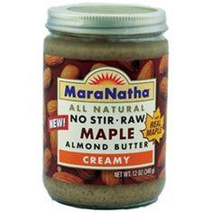 Maranatha Maple Almond Butter