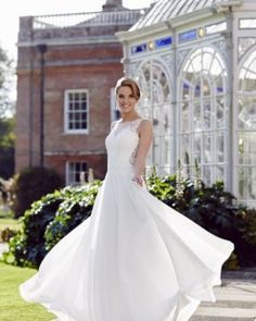 #SpringBride  Bliss Collection features an array of stunning bridal gowns available from £285 - £795. Find yourself a beautiful bargain bridal gown!