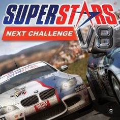 PC Digital Download - Superstars V8 : Next Challenge. Now available to download and play in English & French for only for £8.99! Superstar, Challenges, Entertaining, Play, Digital, Games, Fun, Instagram, English