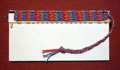 Cabezada armenio-chilanga a tres colores. Rodrigo Ortega