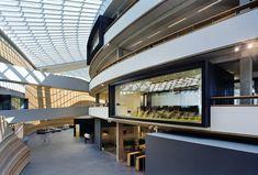 Kantoor BP, Europoort, Rotterdam, GroupA architecten