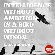 Self-confidence is key #ambition #confidence #believeinyourself www.values.com