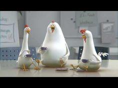 der Ei-Pott Ipod, 3d Animation, Decorative Bells, Advertising, Humor, Videos, Youtube, Scary, Kawaii