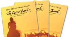 Plan your adventures with the Official Travel Guide of The Outer Banks