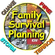 Survival Supplies Inventory A lot of places talk about storing food.  This one helps organize and track it - something essential if you are going to be a serious prepper.