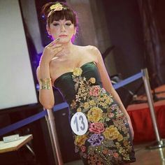 #batikdress #traditional #modif