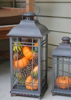 10 Stunning Fall Porch Decor Ideas 10 Fall is one of the wonderful times throughout the year. There are plenty of things that you can do in order to welcome this moment.Decorating your porch for fall could be fantastic ideas to perform Fall Home Decor, Autumn Home, Autumn Fall, Fall Kitchen Decor, Autumn Ideas, Kitchen Interior, Deco Haloween, Deco Champetre, Deco Originale
