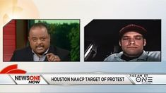 WATCH: Roland Martin Clashes With White Lives Matter Activist Over NAACP...