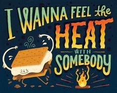 Mary Kate McDevitt // Feel the heat