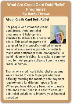 credit card settlement disadvantages