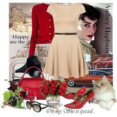 Modern Audrey Hepburn Fashion