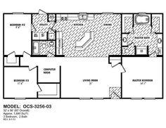Home finder v2 oak creek homes oklahoma city for 28x48 floor plans