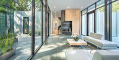 Bridge House l Arquitetos: Höweler + Yoon Architecture. McLean, VA, EUA. Ano: 2014. Fotografias: Cortesia de Höweler + Yoon Architecture