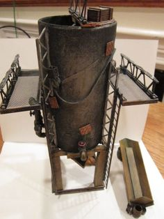 Dice tower/ Water tower