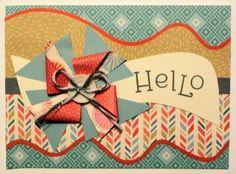 Hello - Celebrate Card
