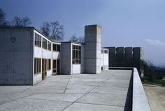 The School of Design in Ulm designed by Max Bill Ulm 1956