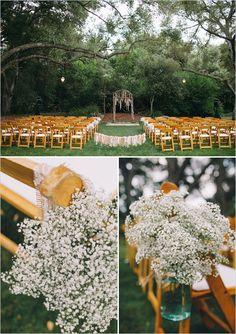 wedding ceremony decor