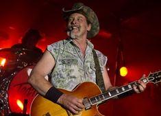 Amerykański wokalista i gitarzysta rockowy Ted Nugent Ted, Music Instruments, Guitar, Guitars, Musical Instruments