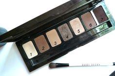 Bobbi Brown Rich Chocolate Eye Palette.