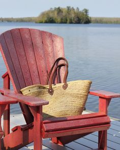 Straw Bag, Cottage, Bags, Life, Handbags, Cottages, Cabin, Bag, Totes