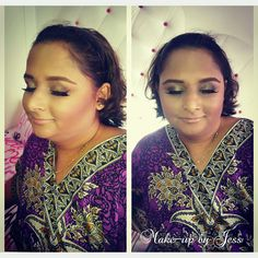 Evening make-up 🌼