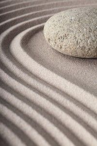 Is a Japanese Zen Garden right for you?  the sand box wheb the kids r done with it
