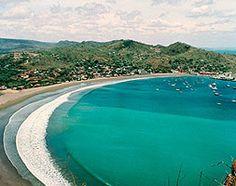 Nicaragua, San Juan Del Sur-- Spring Break 2011.