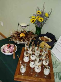Delish Catering Appetizers
