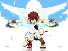 Pit Kid Icarus: Uprising