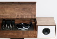 Modern stereo throwbacks. Showing us that smaller and shinier isn't always better.