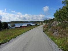 In Fjellværøy, Norway