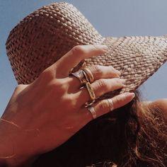 Coconut Straw Hat