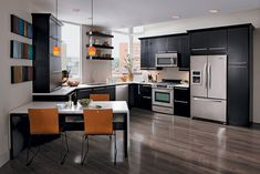 Laminate Kitchen Cabinets – Another Good Alternative to Every Kitchen Style