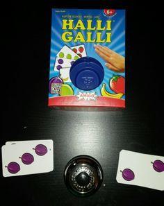 """Das Spiel """"Halli Galli"""" kennt fast jedes Kind, die Spielregeln sind einfach (und differenzierbar), es macht richtig Spaß und fördert ..."""