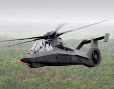 A great idea for the US military and the US army The Boeing-Sikorsky Comanche was an advanced five-blade armed reconnaissance and attack helicopter de. Comanche Helicopter, Helicopter Plane, Attack Helicopter, Military Helicopter, Us Military, Military Weapons, Military Aircraft, Military Vehicles, Jet Plane