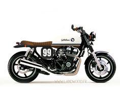 Honda CB 750 Seven Fifty by Landwood