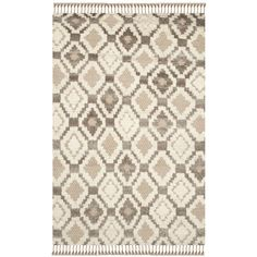 Safavieh's Kenya collection is inspired by timeless traditional designs crafted with the softest wool available.