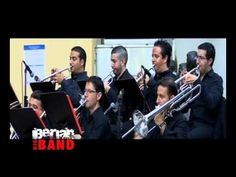 FOR ONCE IN MY LIFE (Promo) - Iberian Big Band - https://www.facebook.com/pages/Iberian-Big-Band