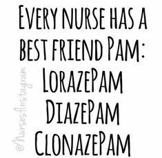 My best friend is pam