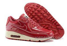 huge discount b7b93 5af06 Nike Air Max 90 Womens Red Discount M4zH4, Price 74.00 - New Air Jordan Shoes  2018